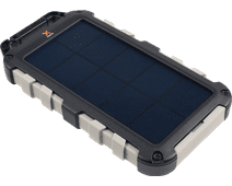 Xtorm Robust Charger Solar Power bank 10.000mAh Black