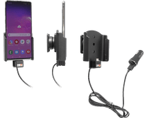 Brodit Holder Samsung Galaxy S10 with Charger