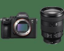 Sony A7III + FE 24-105mm f/4 G OSS