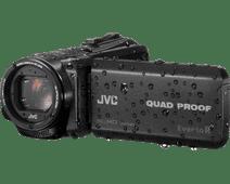 JVC GZ-R445BEU Black