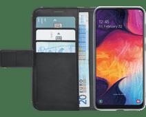 Azuri Wallet Magnet Samsung Galaxy A50 / A30s Book Cover Black