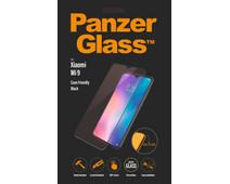 PanzerGlass Case Friendly Xiaomi Mi 9 Screen Protector Glass Black