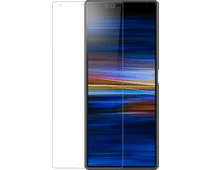 Azuri Curved Gehard Glas Sony Xperia 10 Plus Screenprotector Glas