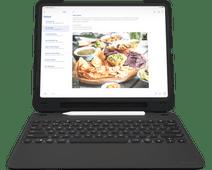 ZAGG Slim Book Go Apple iPad Pro 12,9 inch (2018) Toetsenbord Hoes QWERTY Zwart