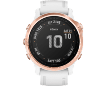Garmin Fenix 6S PRO - Wit - 42 mm