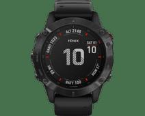 Garmin Fenix 6X Pro - Black - 51mm
