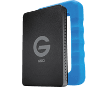 G-Technology G-Drive and RaW SSD 500GB