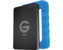 G-Technology G-Drive and RaW SSD 1TB