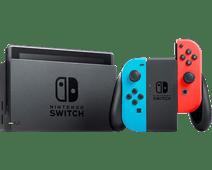 Nintendo Switch (2019 Upgrade) Red/Blue
