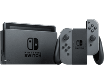 Nintendo Switch (2019 Upgrade) Grijs