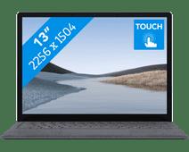 Microsoft Surface Laptop 3 13-inch i5 - 8GB - 256GB Platinum