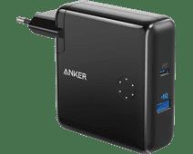 Anker PowerCore Oplader met Powerbankfunctie (5.000 mAh) 30W Power Delivery Zwart/Wit