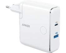 Anker PowerCore Fusion Powerbank met Power Delivery 5.000 mAh Wit