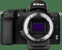 Nikon Z50 + FTZ Adapter Kit