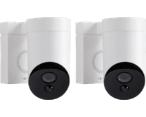 Somfy Outdoor Camera White Duo Pack