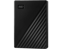 WD My Passport 5TB Black