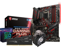 Intel Basic Upgrade Kit