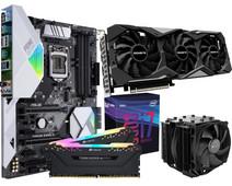 Intel Advanced Upgrade Kit + Gigabyte 2070 Super Gaming OC 8