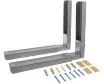 Scanpart Wall support Silver