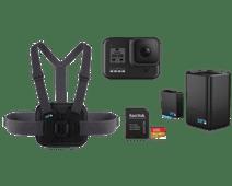 GoPro HERO 8 Black - Chest mount kit