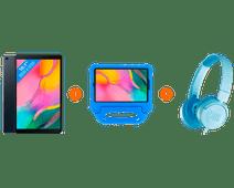 Samsung Galaxy Tab A 10.1 (2019) 32GB Wifi Kinderpakket Blauw