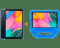 Samsung Galaxy Tab A 10.1 (2019) 32GB Wifi + Kinderhoes Blauw