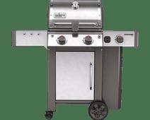 Weber Genesis II LX S-240 GBS RVS