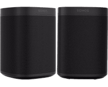 Sonos One Duo Pack Black