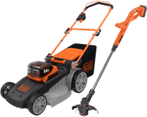 Mowing package BLACK+DECKER CLM5448PC2-QW + BLACK+DECKER ST182320-QW