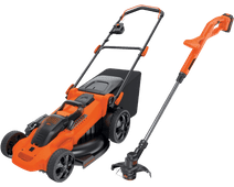 Mowing package BLACK+DECKER CLMA4820L2-QW + BLACK+DECKER ST182320-QW