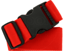 SININ kofferriem rood