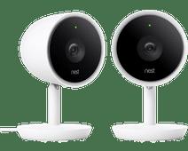 Google Nest Cam IQ Indoor Duo Pack