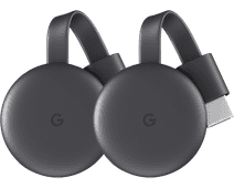 Google Chromecast V3 Duo Pack