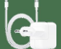 Apple 30W Thuislader + Usb-C naar Usb-C Oplaadkabel (2m)
