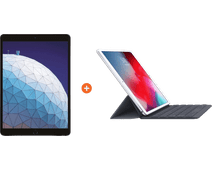 Apple iPad Air (2019) 256GB WiFi Space Gray + Smart Keyboard