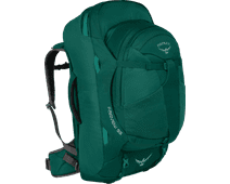 Osprey Fairview 55L Slim Fit Rainforest Green
