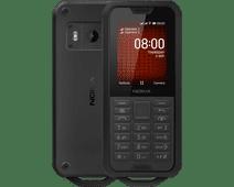 Nokia 800 Tough Zwart