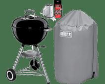 Weber Barbecuepakket Original Kettle 47 cm Zwart