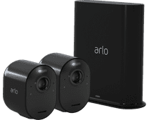 Arlo Ultra Black 4K Duo Pack