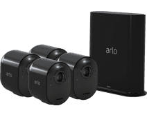 Arlo Ultra 4K Black 4-Pack