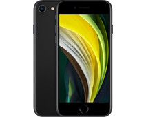 Apple iPhone SE 128 GB Zwart
