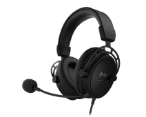 HyperX Cloud Alpha S Zwart