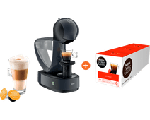 Krups Dolce Gusto Infinissima KP173B + Lungo 3 pack