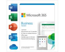 Microsoft 365 Business Standard NL 1 jaar Abonnement