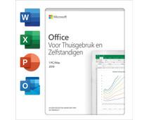 Microsoft Office 2019 EN Thuisgebruik en Zelfstandigen