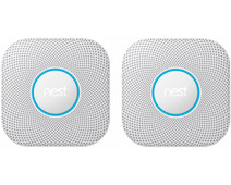 Google Nest Protect V2 AC Power Duo Pack