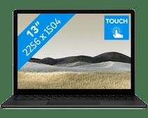 Microsoft Surface Laptop 3 13 inches i7 - 16GB - 512GB Black