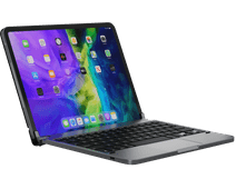 Brydge Apple iPad Pro 11 inch (2020/2018) Bluetooth Toetsenbord Hoes Space Gray