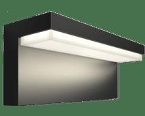 Philips Hue Nyro muurlamp wit en gekleurd licht