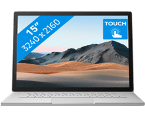 Microsoft Surface Book 3 - 15 inches - i7 - 16GB - 256GB